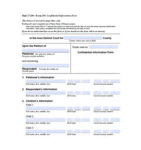 divorce papers template 40 free divorce papers printable template lab