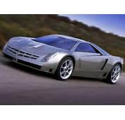 Sports Car Cadillac Cien Concept