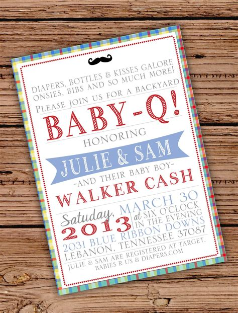 Meet And Greet Baby Shower Ideas by Baby Boy Shower Invitation Babyq This Idea For Baby
