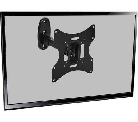 swing arm bracket for tv proper classic swing arm full motion tv bracket deals pc