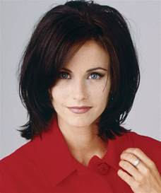 black bob hairstyles 1990 25 best ideas about courtney cox hair on pinterest