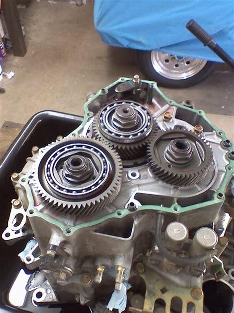 small engine repair training 1983 honda accord transmission control inside the v6 automatic transmission honda tech