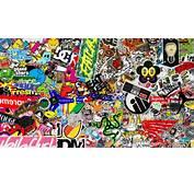Sticker Bomb HD Wallpaper 1080p Resolution On Behance