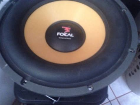 Subwoofer Focal K2 Power 33kx focal subwoofer for sale classifieds