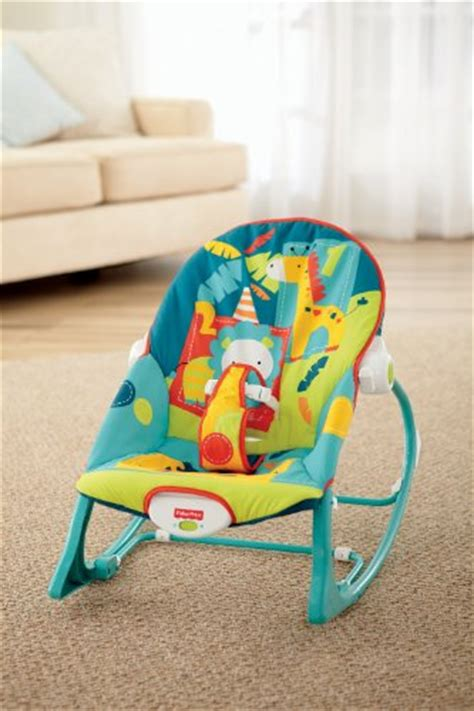 Infant Sleeper Chair by Fisher Price Infant Toddler Rocker Safari Chair Baby