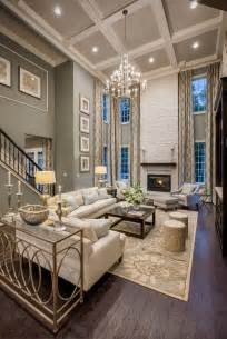 Curtains For High Ceilings Ideas 89 Best Images About Two Story Family Room On Family Room Curtains High Ceilings