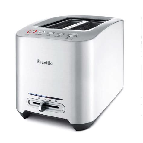 Breville Two Slice Toaster breville die cast 2 slice smart toaster