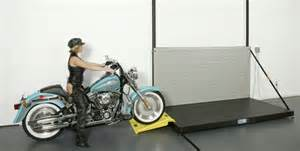 Garage Storage Ideas For Motorcycles Motorcycle Storage Ultimate Garage Official Of
