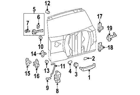 toyota rav4 parts diagram 2007 toyota rav4 parts camelback toyota parts genuine