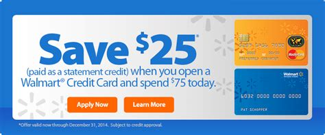 Apply For Walmart Gift Card - walmart credit card walmart com