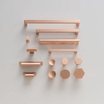 rose gold drawer handles uk 76 best images about copper hardware on