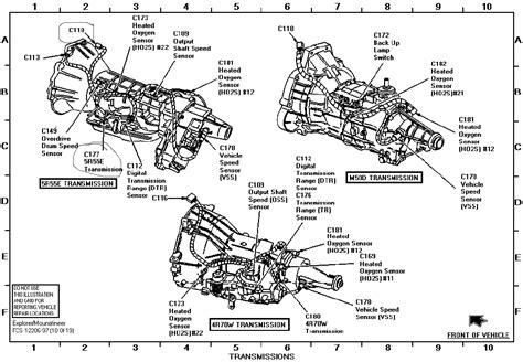 2000 ford explorer parts diagram 2000 ford explorer transmission wiring diagram