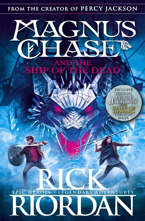 amazon com rick riordan books biography blog magnus chase and the ship of the dead book 3 by rick