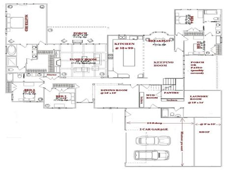 5 bedroom house plans one story bedrooms house plans