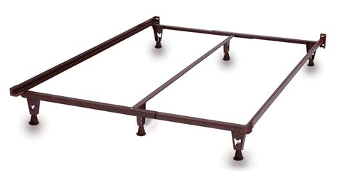 knickerbocker bed frame knickerbocker queen metal bedframe with glides metro