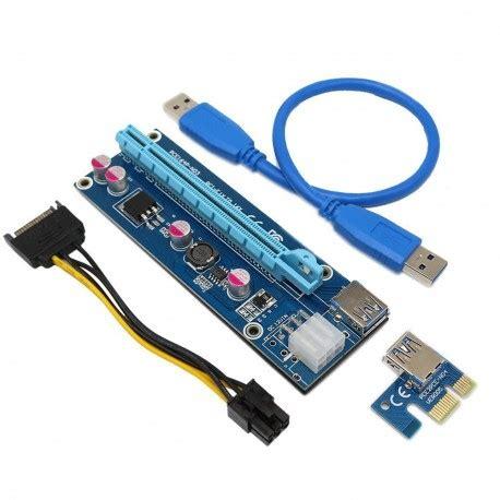 Harga Kabel Vga Card harga jual kabel mining card riser card pcie spesifikasi