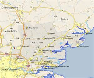map to roydon map and road maps of essex uk
