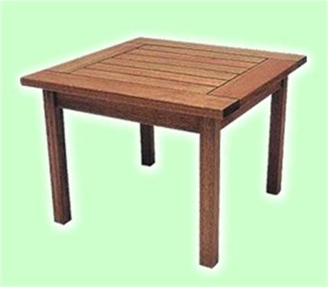 Wood Patio Side Table by Side Table Outdoor Wood Patio Furniture Bt367