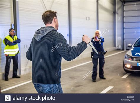 section officer coaching classes police training center police officers learn and train