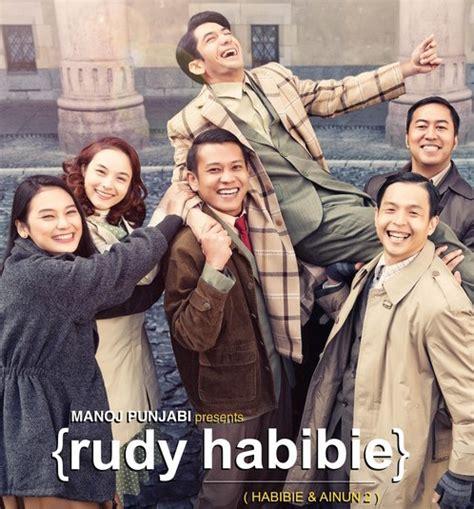 film bioskop yang diputar hari ini film rudy habibie diputar serentak seluruh bioskop di