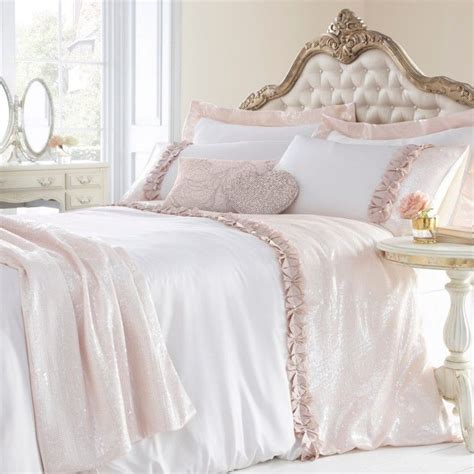 pale pink table cover by julien macdonald pale pink lille bed linen