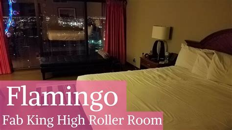 high roller room flamingo fab king high roller view