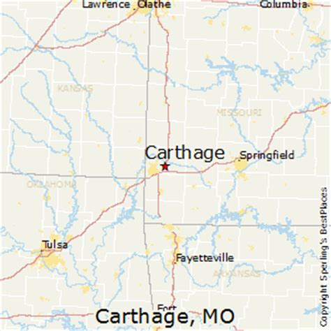 houses for rent in carthage mo best places to live in carthage missouri