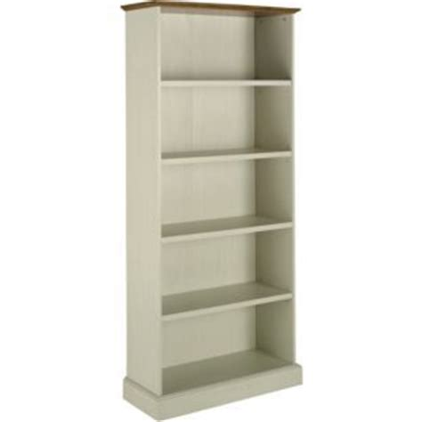 argos bedroom shelves buy living addington bookcase antique white and brown at