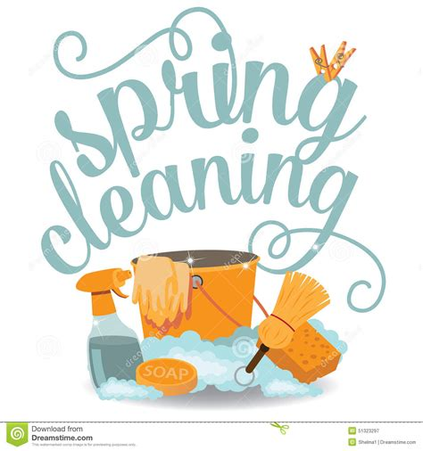 what is spring cleaning spring cleaning cheerful flat design eps 10 vector stock