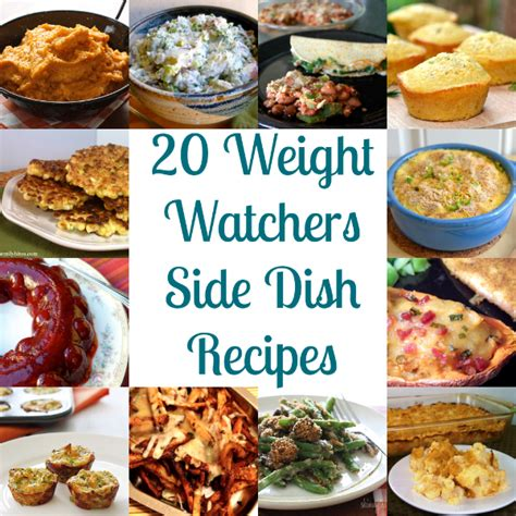 side dishes recipes 20 side dish weight watchers recipes a spectacled owl