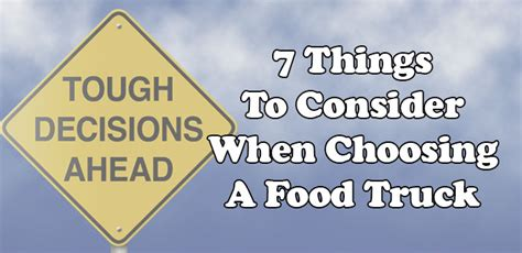 7 Things To Consider When Picking Pet Food by Startup Basics Archives Mobile Cuisine Food Truck Pop