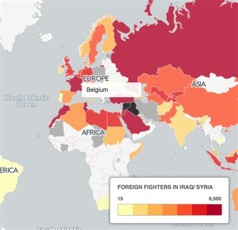 images the big counterterrorism counterfactual foreign belgium largest source of foreign fighters the european post