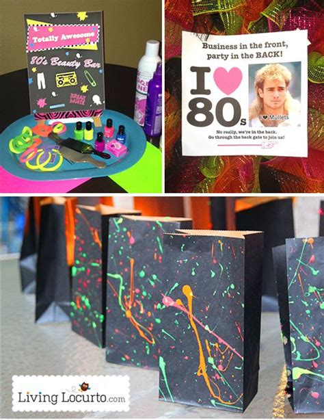 decorations for 80s themed best 25 80s theme ideas on 80s 80s