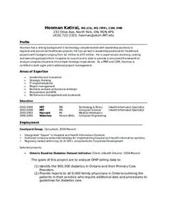 computer science resume template 7 free word - Computer Science Resume Help
