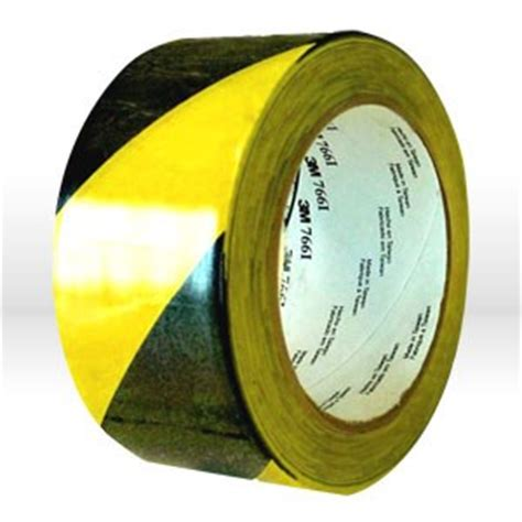 3m Hazard Warning 766 21200 43181 3m hazard hazard warning 766 black yellow 2 quot x 36yds 5 0 mil walter
