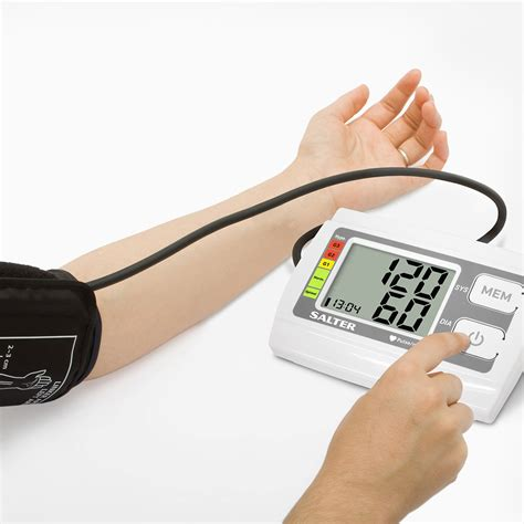 Automatic Blood Pressure salter automatic arm blood pressure monitor