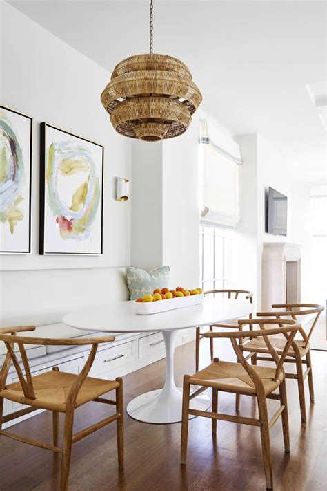 Small Sputnik Chandelier 10 Tulip Tables For A Chic Dining Room