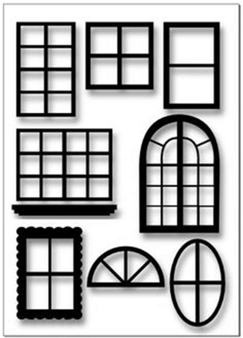 window templates for cards 1000 images about 100 stencil patterns on