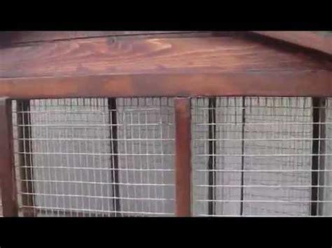 come costruire una gabbia per criceti costruzione gabbia uccelli in legno doovi