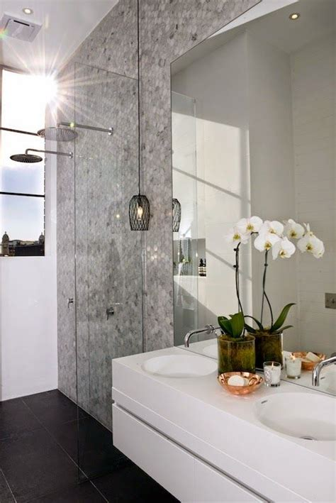 the block bathroom designs the block glasshouse ensuite reveals mosaic hexagonal