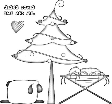 three fun christmas coloring pages for your grandkids to