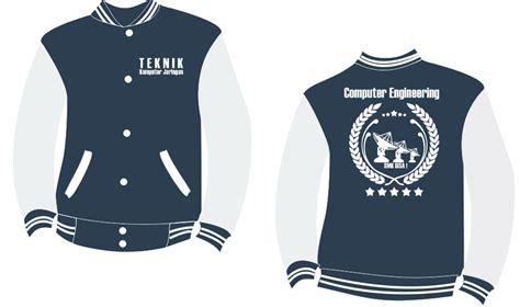 desain jaket hoodie coreldraw desain jaket jurusan tkj jaket varcity logo tkj terbaru