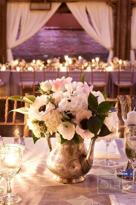 25  best ideas about Vintage Wedding Centerpieces on