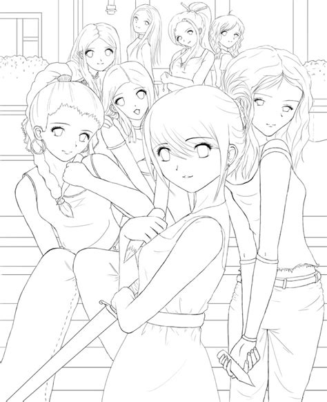 coloring pages buffy the vire slayer buffy the vire slayer coloring pages sketch coloring page