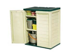 armoire de jardin plastique ziloo fr