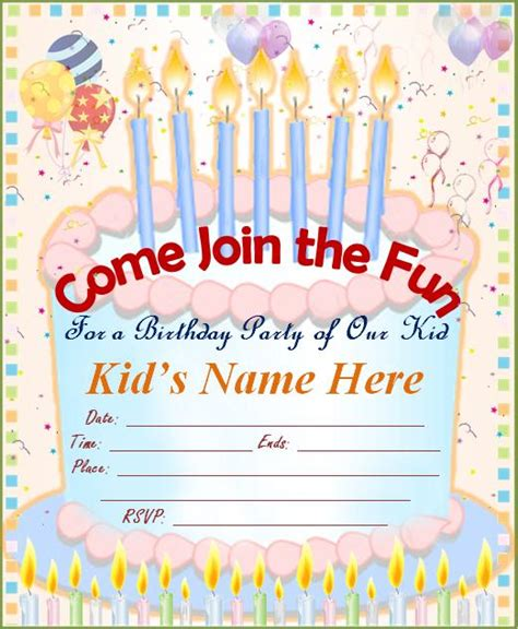 how to make invitation cards for birthday birthday invitations ideas