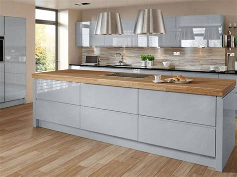 grey blue kitchen cabinets best 25 high gloss kitchen ideas on pinterest gloss