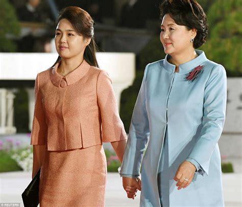 bio data kim jong un kim jong un and moon jae in s wives meet for first time