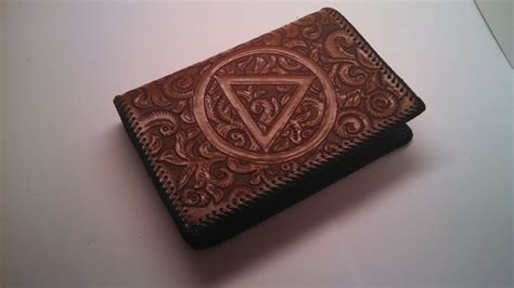 Handmade Leather Book Covers - buy a custom made aa leather big book cover made to order