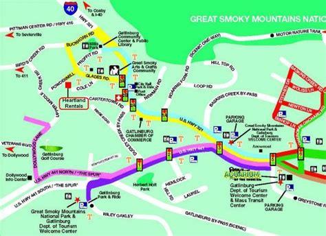 gatlinburg map cabin rentals gatlinburg pigeon forge heartland cabin rentals